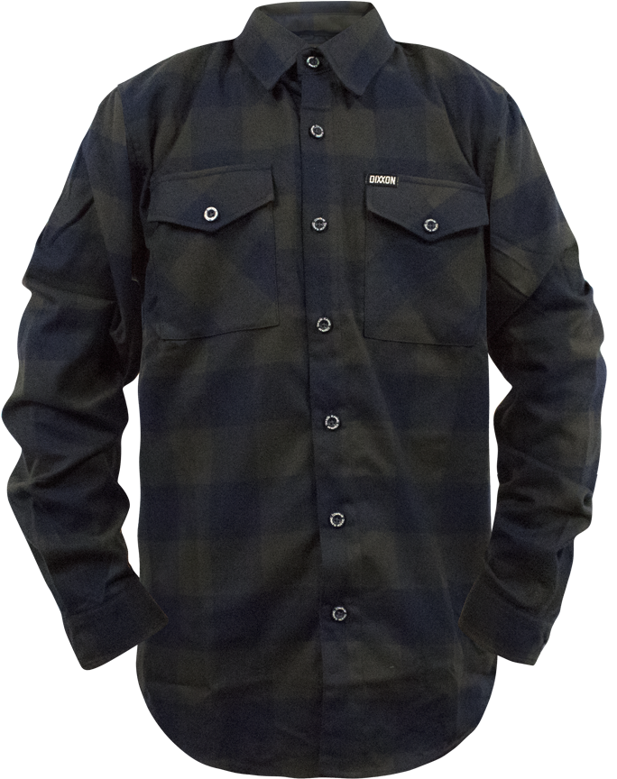 Dixxon O Dark 30 Flannel