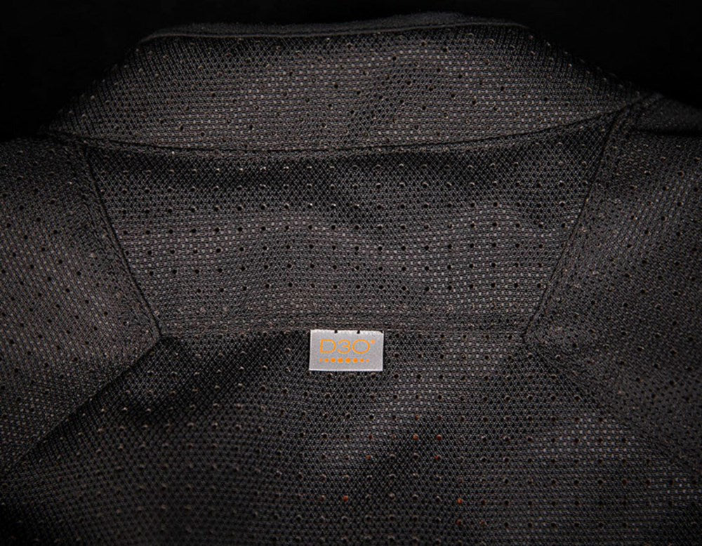 Icon Hooligan Perforated Jacket - Stealth