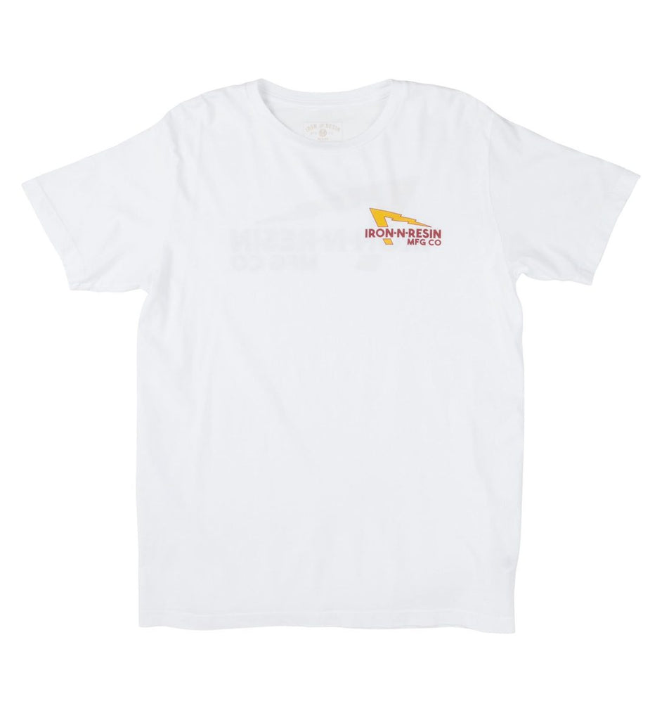 Iron & Resin Drive Thru Tee