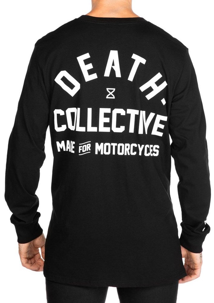 Death Collective -  Made L/S Tee