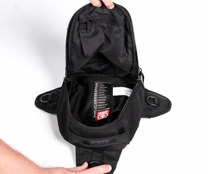 OGIO SUPERMINI STEALTH TANKER BAG
