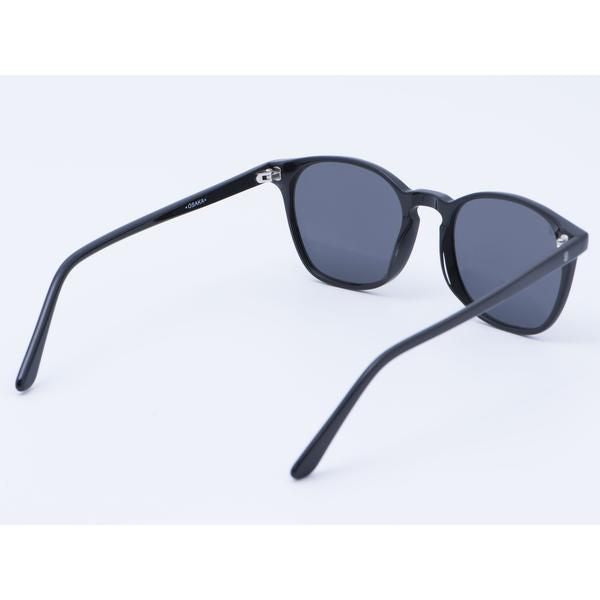 The Sunday Co - Osaka Sunglasses  - Gloss Black