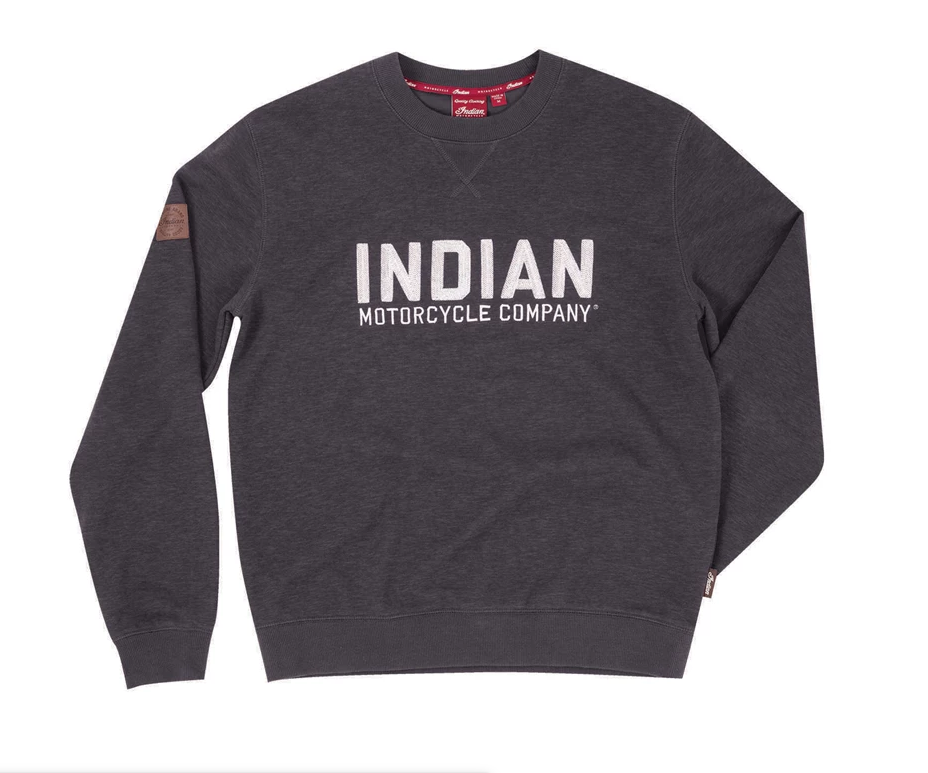 Indian Logo Sweater