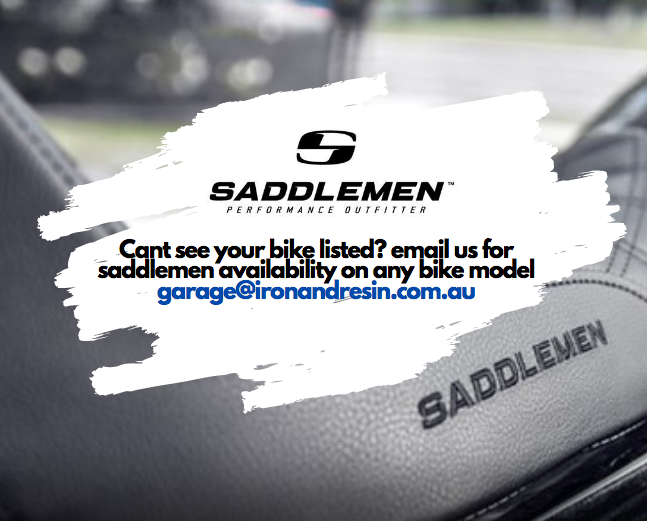 Saddlemen Custom Order