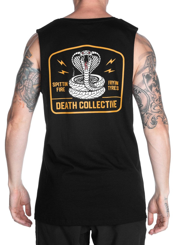Death Collective - Cobra Tank