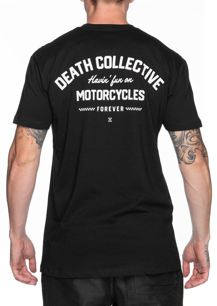 Death Collective - Badge Tee
