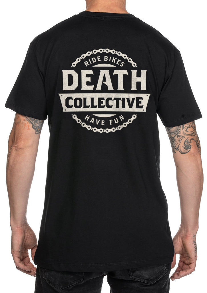 Death Collective - Brew Tee