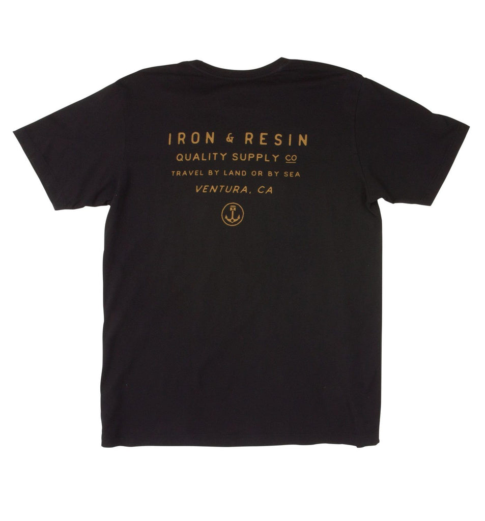Iron & Resin Trestle Tee