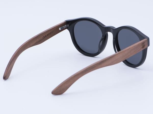The Sunday Co - Venice Sunglasses - Black