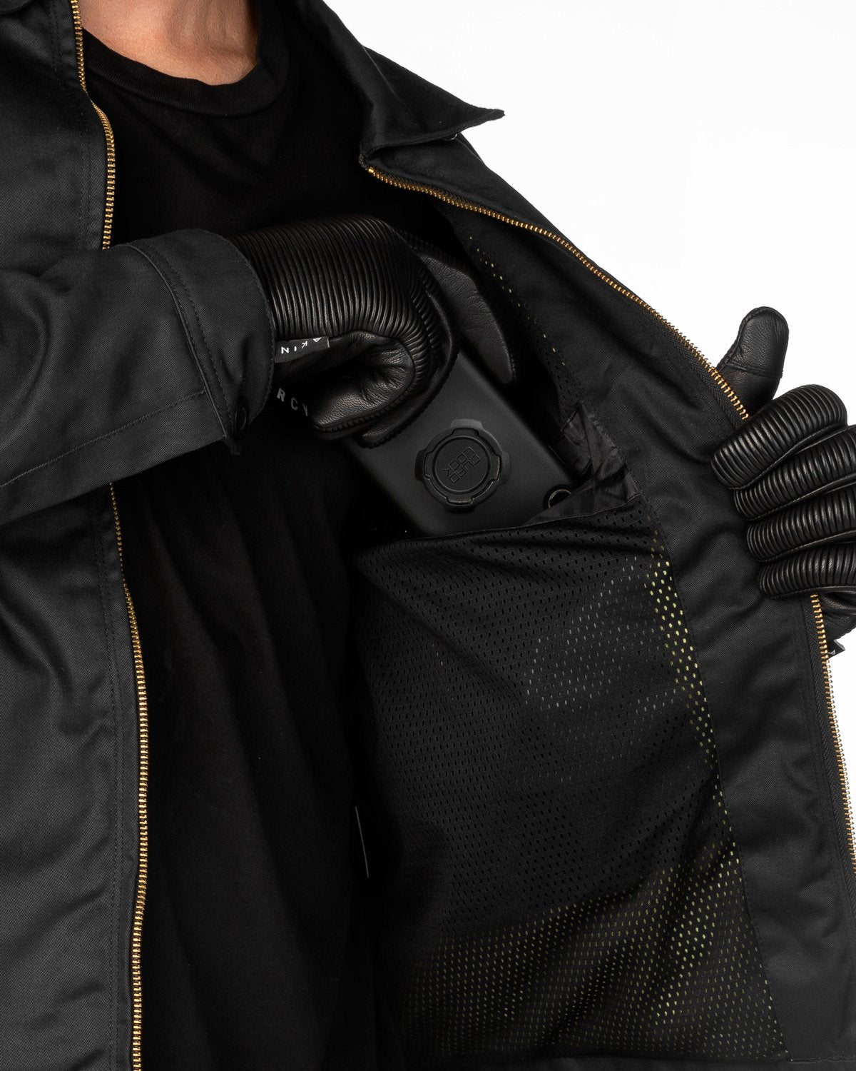 Akin Wrench Motorcycle Jacket
