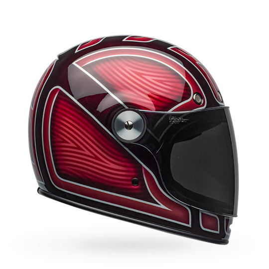 Bell Bullitt Ryder Gloss Red