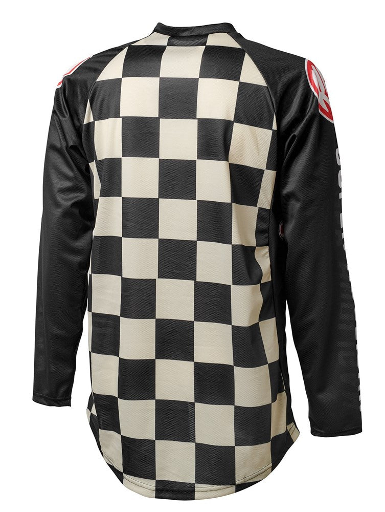Roland Sands Hooligan Checkers Jersey