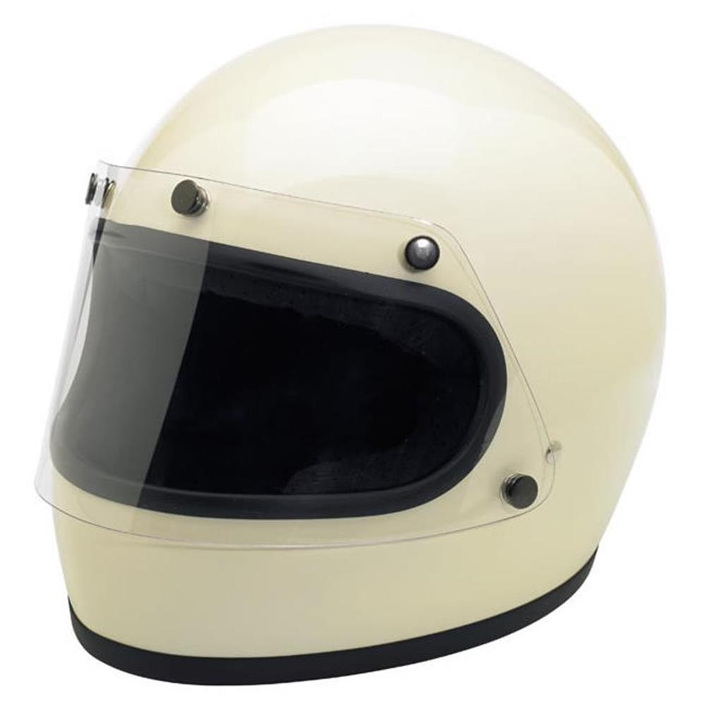 Biltwell Gringo Blast Shield - Clear