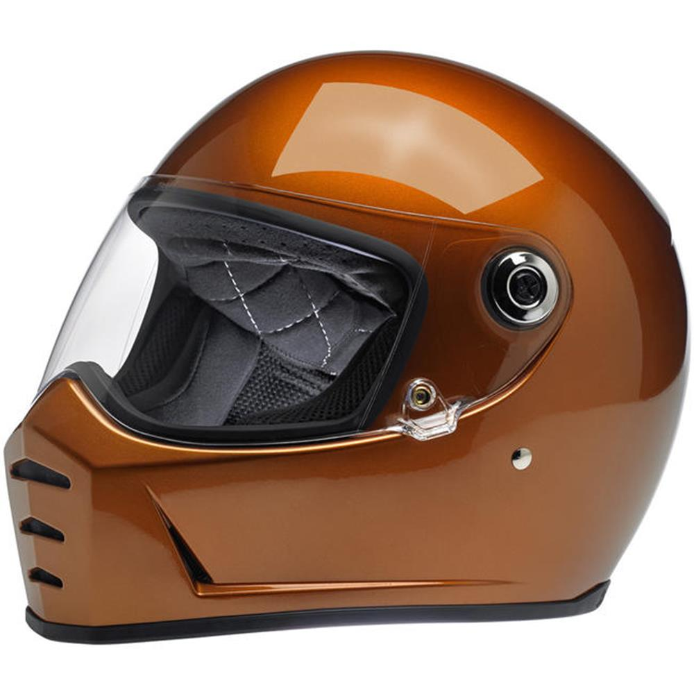 Lane Splitter Helmet - Gloss Copper
