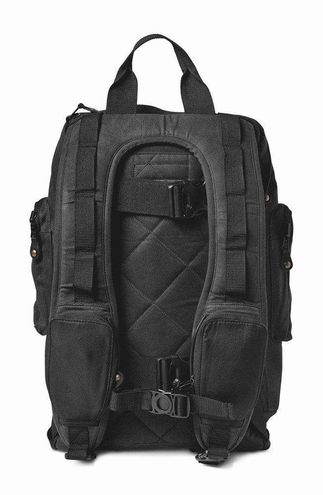 Roland Sands GTFO Backpack - Black