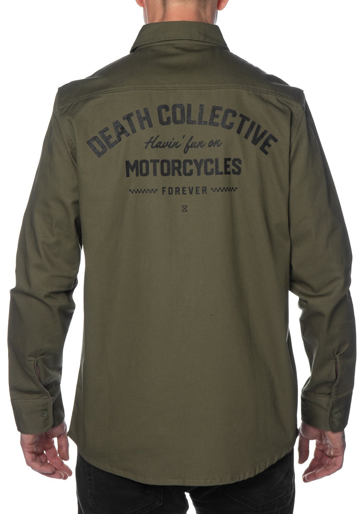 Death Collective - Platoon Shirt