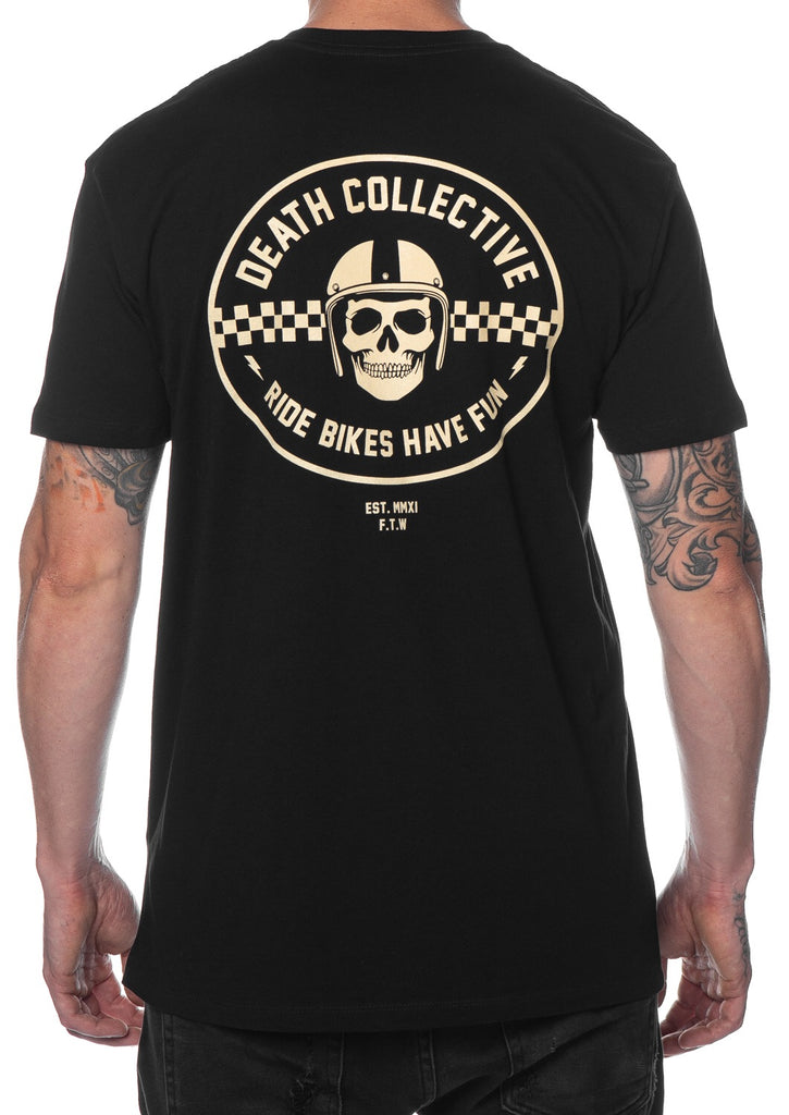 Death Collective - Raceline Tee