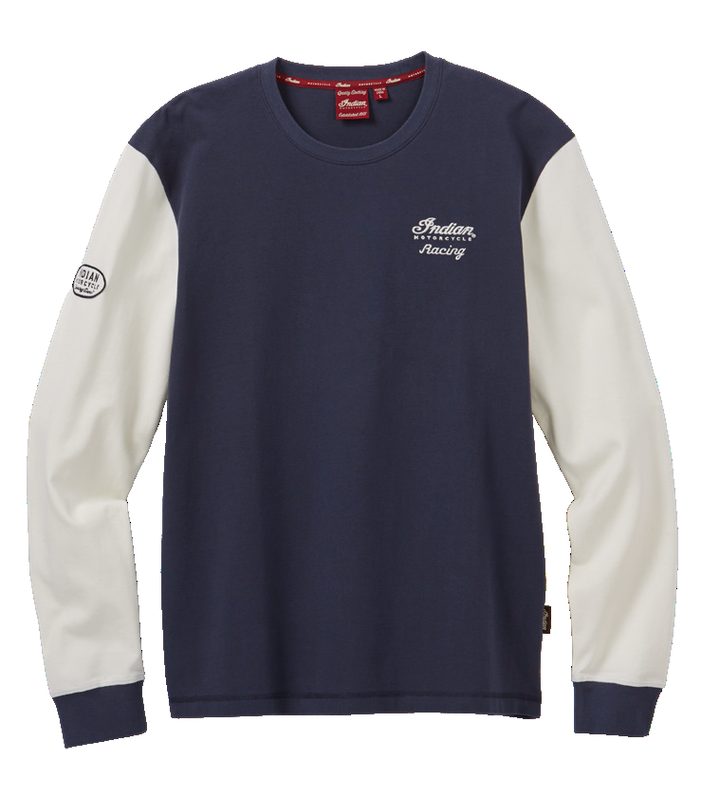 Indian Piquet Wrecking L/S Tee