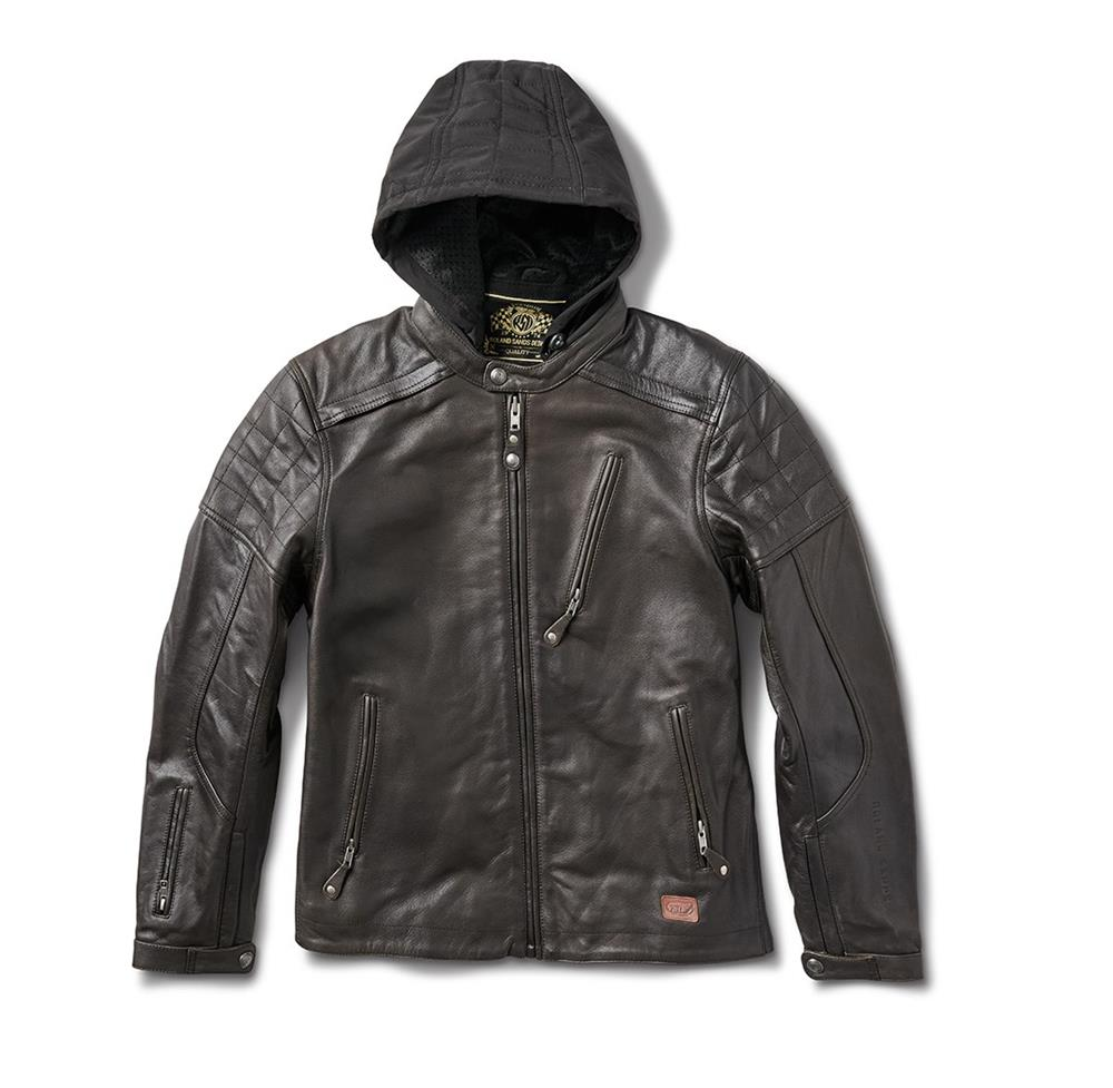 Roland Sands Jagger Jacket - Tobacco