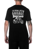Iron & Resin Garage Tee