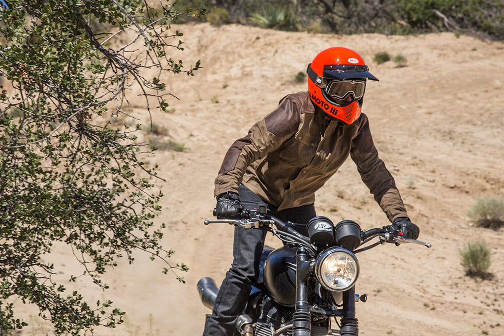 Roland Sands Truman Waxed Cotton Jacket