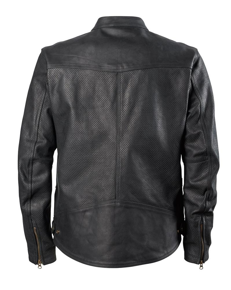 Roland Sands Walker Perforated Jacket - Black