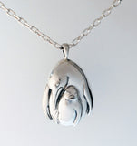 Penguin and Baby Pendant