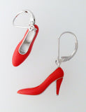 Marilyn earrings (red)
