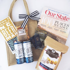Southern Oak Gift Co. / Brides Magazine / Wedding Welcome Gifts