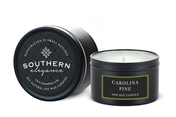 Carolina Pine Candle Tin