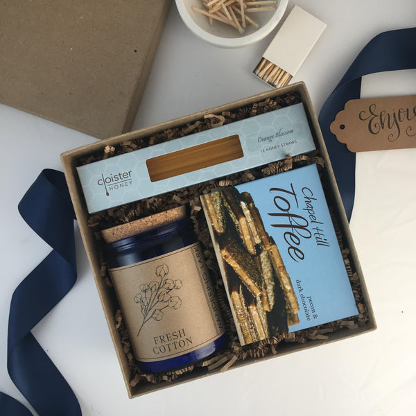 True Blue Gift Box