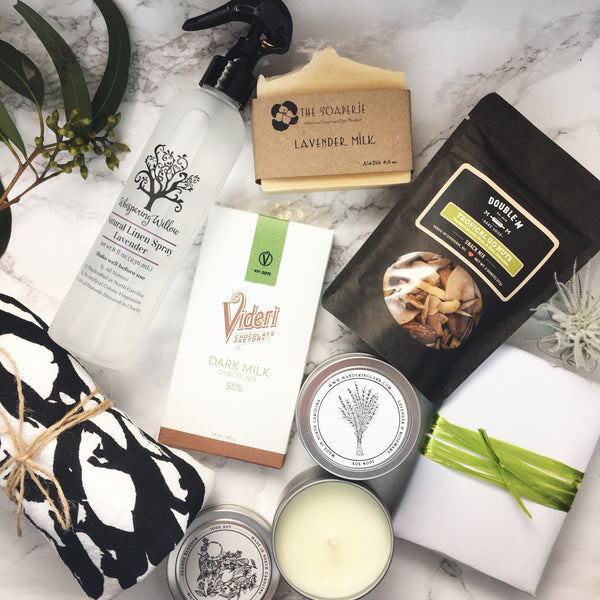 The Southern Hospitality Collection Locally Sourced Gift Boxes