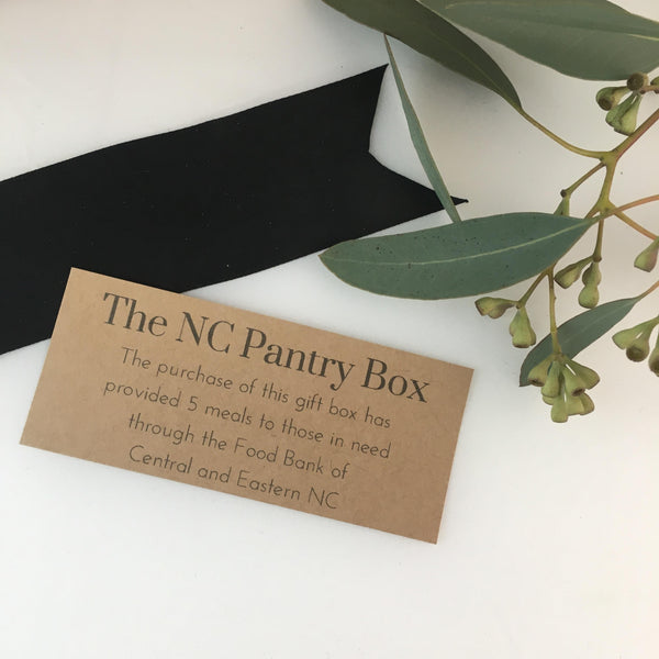 The NC Pantry Box