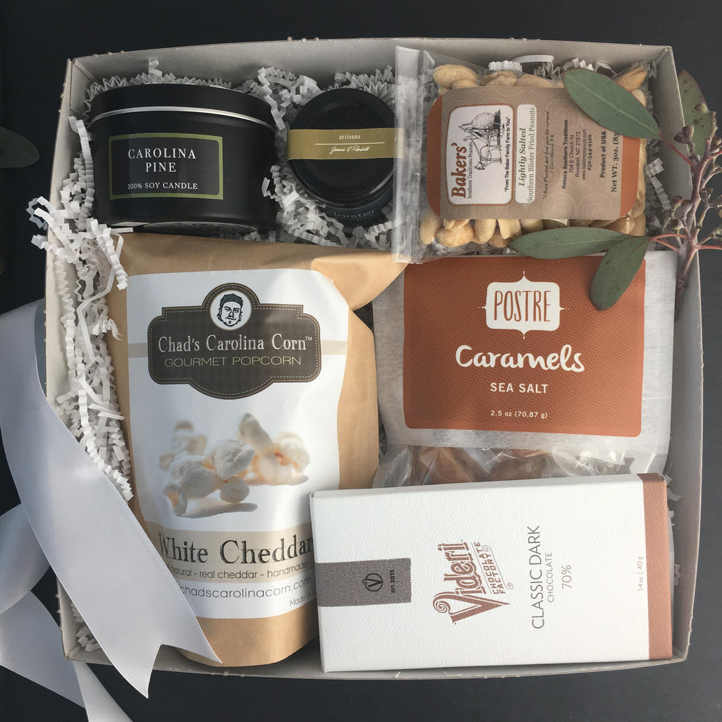 NC-Crafted Gift Box