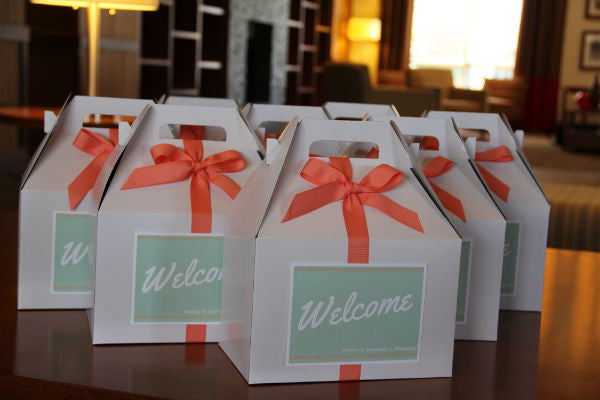 The Hotel Welcome Box