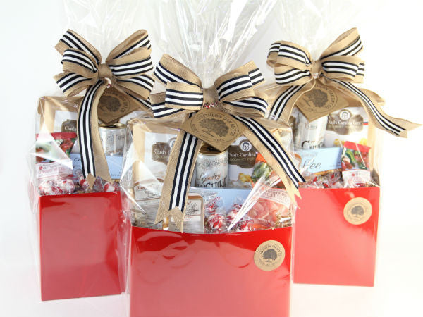 Southern oak gift co north carolina gift baskets boxes and bags north carolina sampler gift basket negle Choice Image