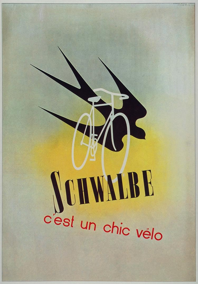 100 Years of Bicycle Posters Collection (1973) - Period Paper