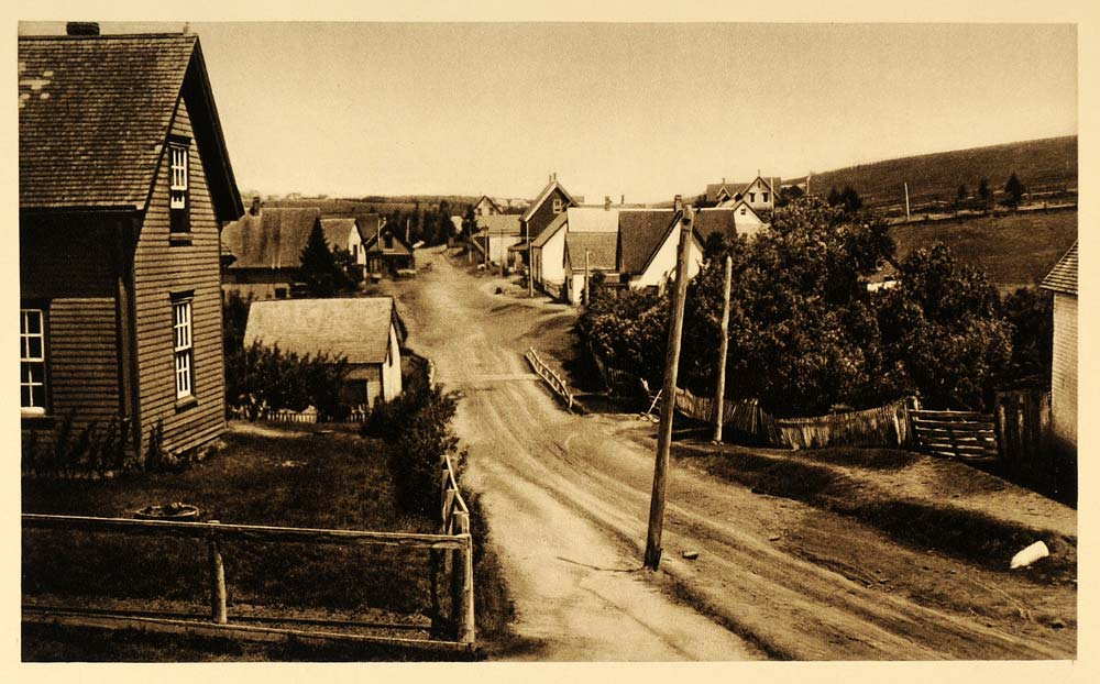 1926 Hunter River Village Street Prince Edward Island - ORIGINAL CAN2