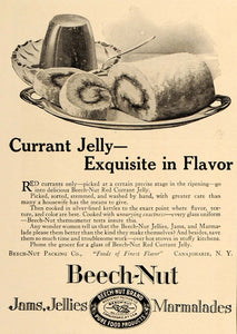 1919 Ad Beech Nut Jelly Marmalade Hero Group Nestle - ORIGINAL ADVERTISING CL4