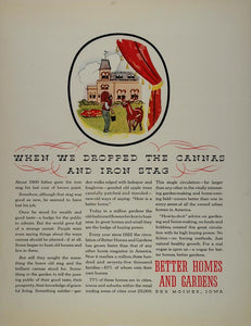 1930 Ad Better Homes and Gardens Magazine Des Moines - ORIGINAL ADVERTISING FT1