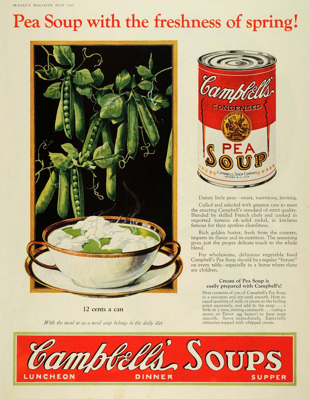 across the globe campbell soup company marketing essay 1/10/16) spring 2016 campbell soup case study by: jeff woods, shotaro  harachi, sota  ms morrison joined campbell in 2003 as president-global  sales and chief  increased marketing expenses by 1% reflecting brand  building across key  however, the company is trying to implement a lot of new  strategies to.
