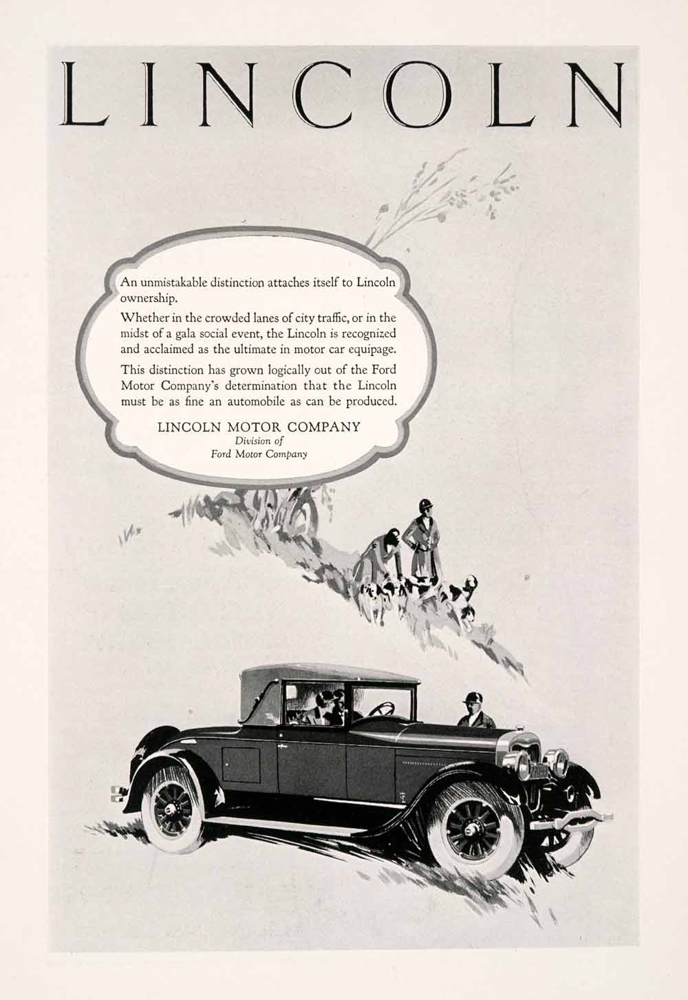 Ford period paper for Fox motors used cars