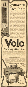 1906 Ad Volo Sewing Maching Simmons Hardware Company - ORIGINAL ADVERTISING OD1