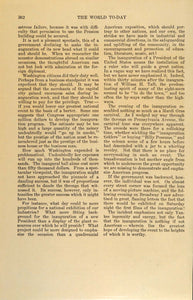 1909 President Taft Inauguration Hugh C. Weir Article - ORIGINAL OLD7