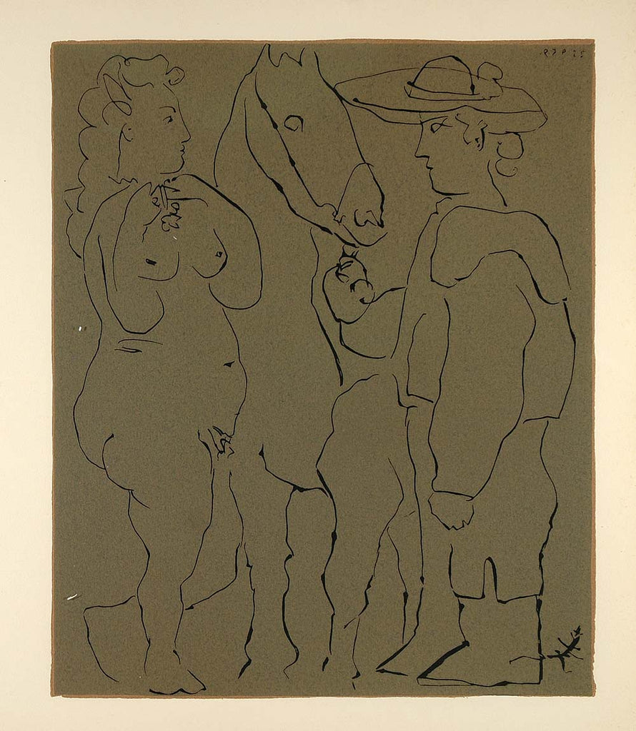 Picasso two nudes — pic 5