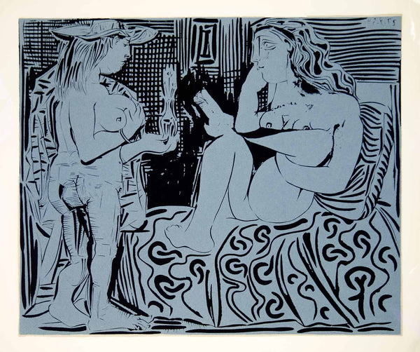 Picasso two nudes — pic 12