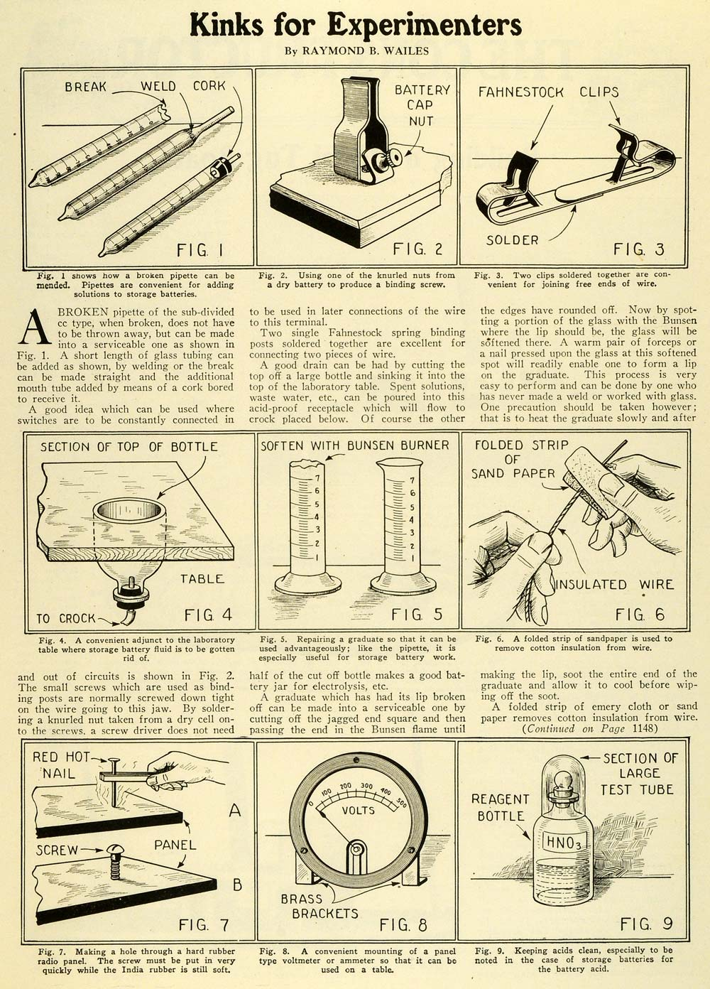 1927 article broken pipe repair diy diagrams bunsen burner tools 1927 article broken pipe repair diy diagrams bunsen burner tools circuits si1 pooptronica Choice Image
