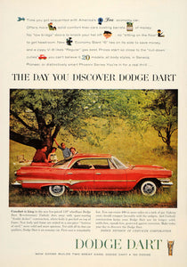 1959 Ad Chrysler Dodge Economy Dart Seneca Pioneer Body - ORIGINAL TM3