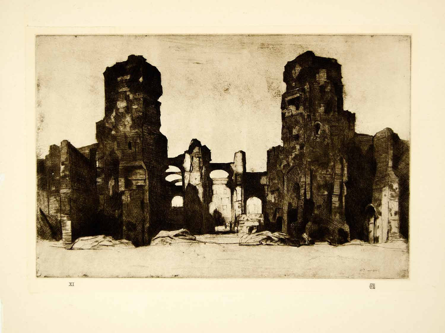 the baths of caracalla essay The baths of caracalla the baths of caracalla were enormous buildings, with huge frescoed vaults covering the massive rooms constructed which began in 212ad and took approximately five year to complete.