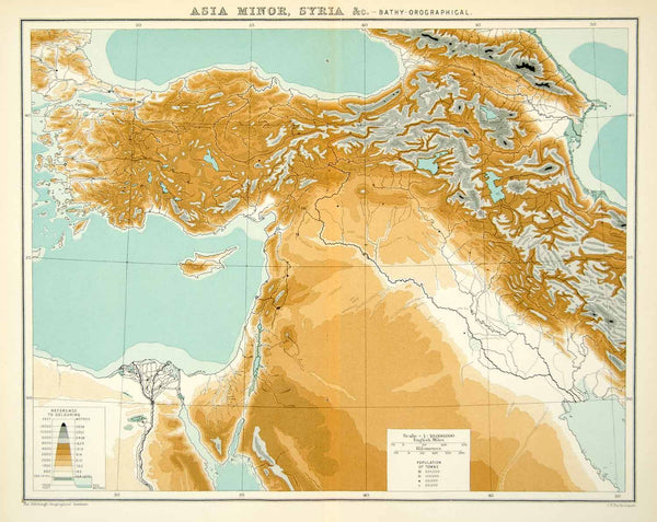 Maps tagged Middle East Period Paper
